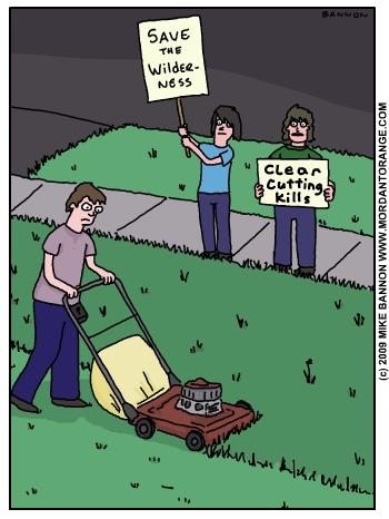 Grass Grief